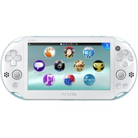 Sony PS Vita WiFi weiß / blau (JP Import)