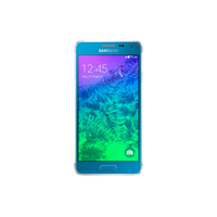 Samsung Galaxy Alpha scuba blue
