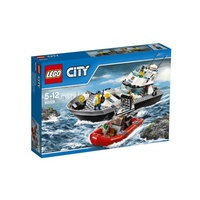 Lego City Polizei-Patrouillen-Boot (60129)