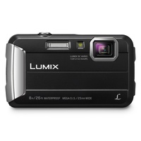 Panasonic Lumix DMC-FT30 schwarz