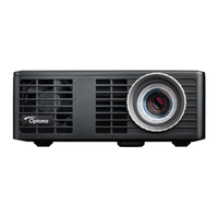 Optoma ML750e DLP 3D