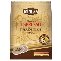 Minges Espresso Tradition 1932 18 St.