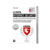 G DATA Internet Security 2015 Jubiläumsversion 3 User DE Win