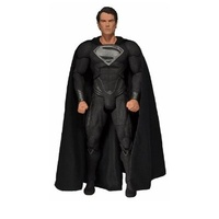 NECA Actionfigur Man of Steel Black Suit sortiert