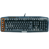 Logitech Mechanical Gaming G710+ ES schwarz