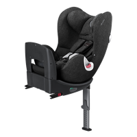 Cybex Sirona Plus Black Beauty