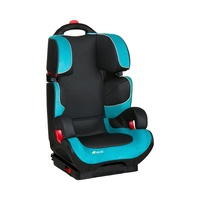 hauck Bodyguard Plus black/Aqua