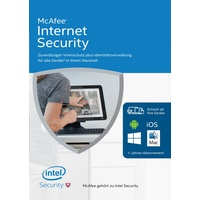 McAfee Internet Security 2016 ESD FR Win Mac Android iOS