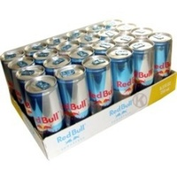 Red Bull Sugarfree 24x250 ml