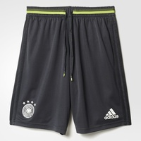 Adidas DFB Herren Trainingsshort EM 2016 solid grey S