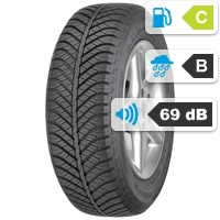 Goodyear Vector 4Seasons G2 225/45 R17 94V