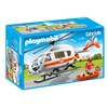 Playmobil City Life Rettungshelikopter (6686)