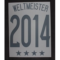 Adidas DFB 4 Sterne Flock Weltmeister 2014