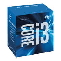 Intel Core i3-6100 3,7 GHz Box (BX80662I36100)