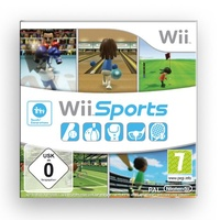 Nintendo Wii  weiß + Wii Sports (Bundle)