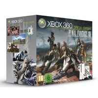 Microsoft Xbox 360 Elite 250GB weiß + Final Fantasy XIII (Limited Edition)