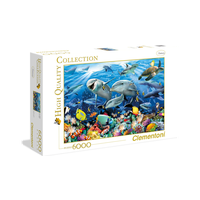 Clementoni High Quality Collection Howard Robinson Unter Wasser (36521)