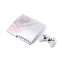 Sony PS3 Slim 250GB Final Fantasy XIII (Lightning Edition) (JP Import)