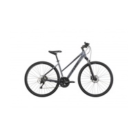 Cube Nature Pro 28 Zoll RH 46 cm Damen grey/black 2016