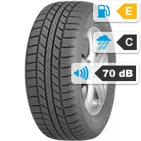 Goodyear Wrangler HP All Weather SUV 255/65 R16 109H