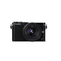 Panasonic Lumix DMC-GM1K schwarz + 12-32mm OIS