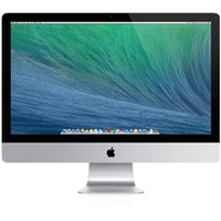 "Apple iMac 27"" Intel Core i5 4570 3,2GHz (ME088D/A)"