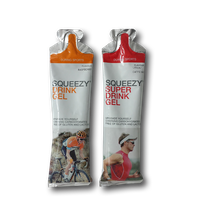 Squeezy Gel Himbeer 12x 60 ml