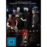 Sanctuary - Staffel 4 (DVD)