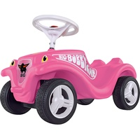 Big Bobby Car Princess pink/weiss