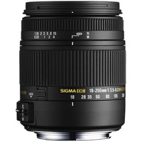 Sigma 18-250mm F3,5-6,3 DC Makro OS HSM Canon EF