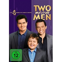 Two and a Half Men - Staffel 4 (DVD)