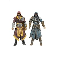 NECA Actionfigur Assassin's Creed Ezio Auditore 2er Pack