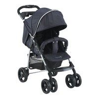 knorr-baby V-Easy Fold Happy Colour schwarz
