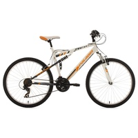 KS-Cycling Paladin 26 Zoll RH 51 cm weiß/orange