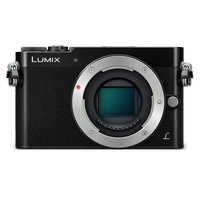 Panasonic Lumix DMC-GM5K schwarz + 12-32mm OIS