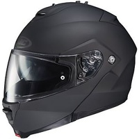 HJC Helmets IS-Max II Rubbertone-Black