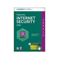 Kaspersky Lab Internet Security 2016 + Android Security DE Win Android