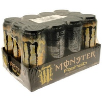 Monster Rehab Lemon 12x500 ml