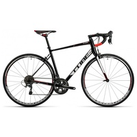 Cube Attain Race 28 Zoll RH 53 cm black´n´white 2016