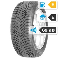 Goodyear UltraGrip 8 195/65 R15 91T