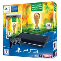 Sony PS3 Super Slim 500GB + FIFA 14 (Bundle)