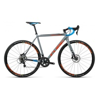 Cube Cross Race SL 28 Zoll RH 59 cm grey´n´flashorange 2016