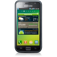 Samsung Galaxy S Plus schwarz