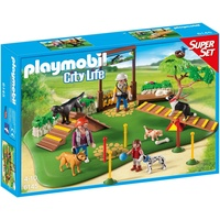 Playmobil City Life SuperSet Hundeschule (6145)