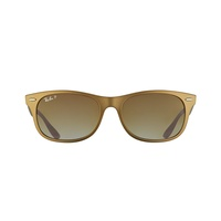 Ray Ban RB4207 6033T5 brown / brown