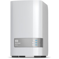 Western Digital My Cloud Mirror 8TB (2 x 4TB)