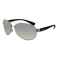 Ray Ban RB3386 003/8G silver / poly grey gradient