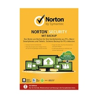 Symantec Norton Security 2015 mit Backup 10 User DE Win Mac Android iOS