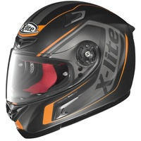 xlite X-802R Haryos Flat-Black/Orange