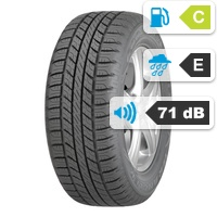 Goodyear Wrangler HP All Weather SUV 255/60 R18 112H